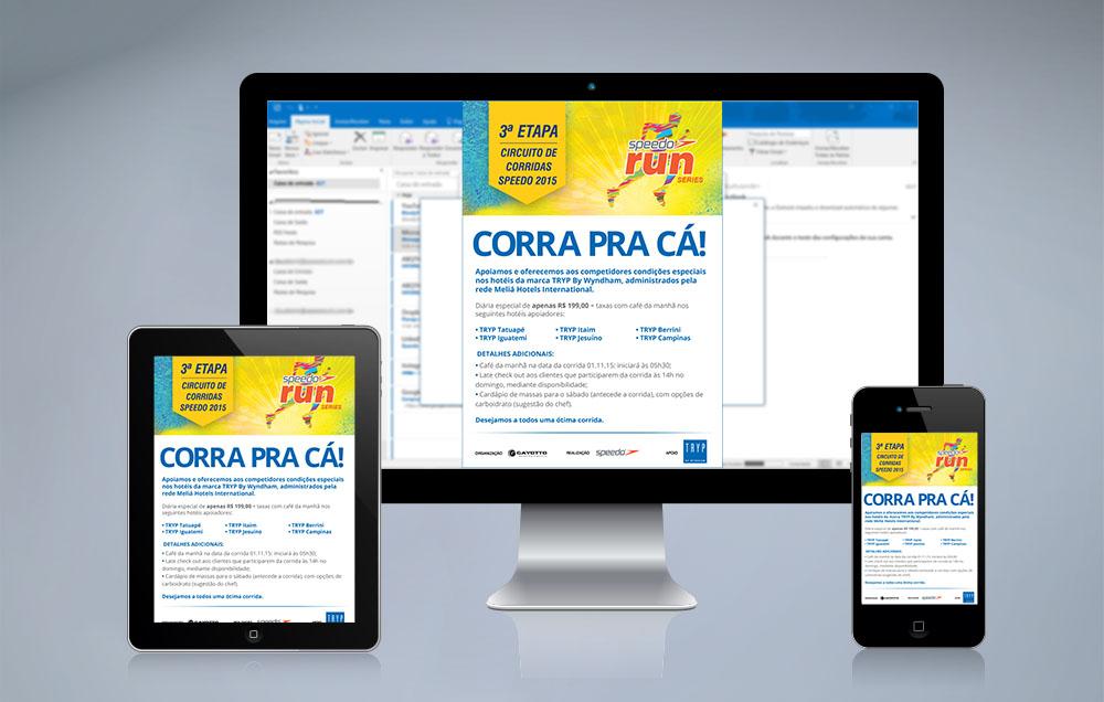 Rede Meliã Hotéis - Campanhas de email MKT